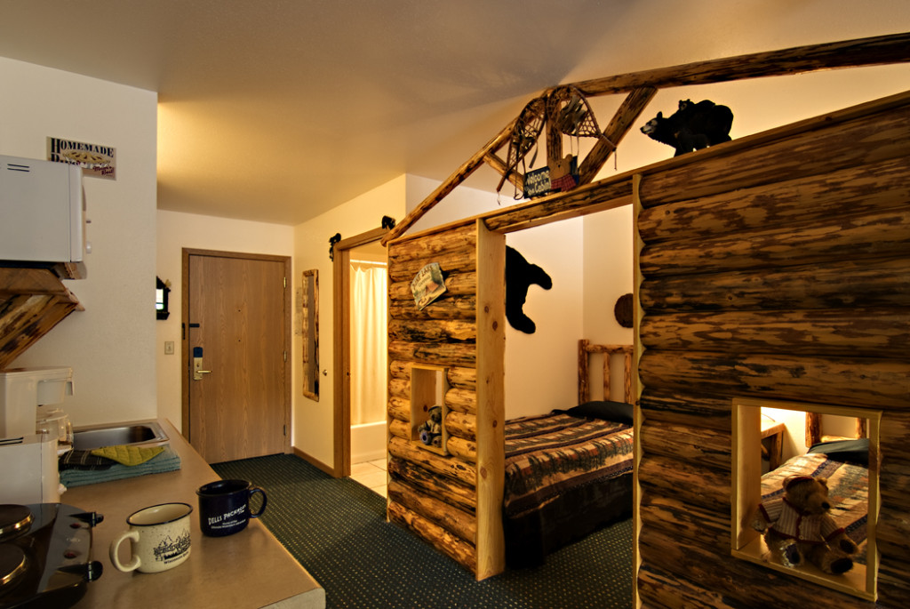 Bunkhouse « Meadowbrook Resort in Wisconsin Dells Meadowbrook