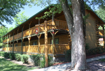 The Ponderosa Lodge at Meadowbrook Resort Wisconsin Dells, Wisconsin - ideal for Sports Teams, Groups, and Family Reunions