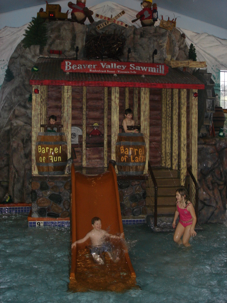 Water Fun At Meadowbrook 171 Meadowbrook Resort In Wisconsin